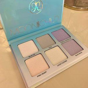 New Anastasia Moon Child Glow Kit Highlighter